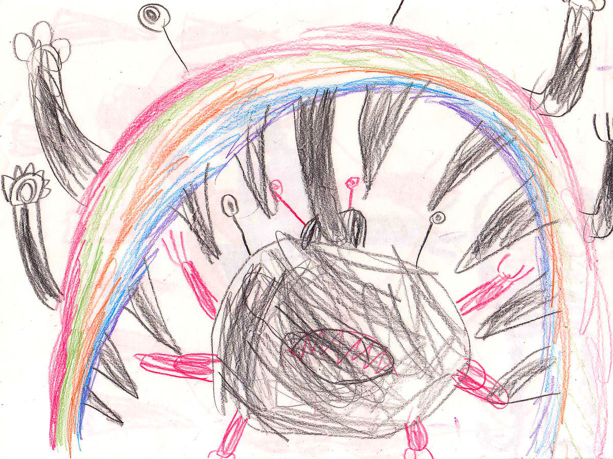 El niño o la niña puede experimentar problemas de relación con sus iguales o con figuras de autoridad fuera de su familia.