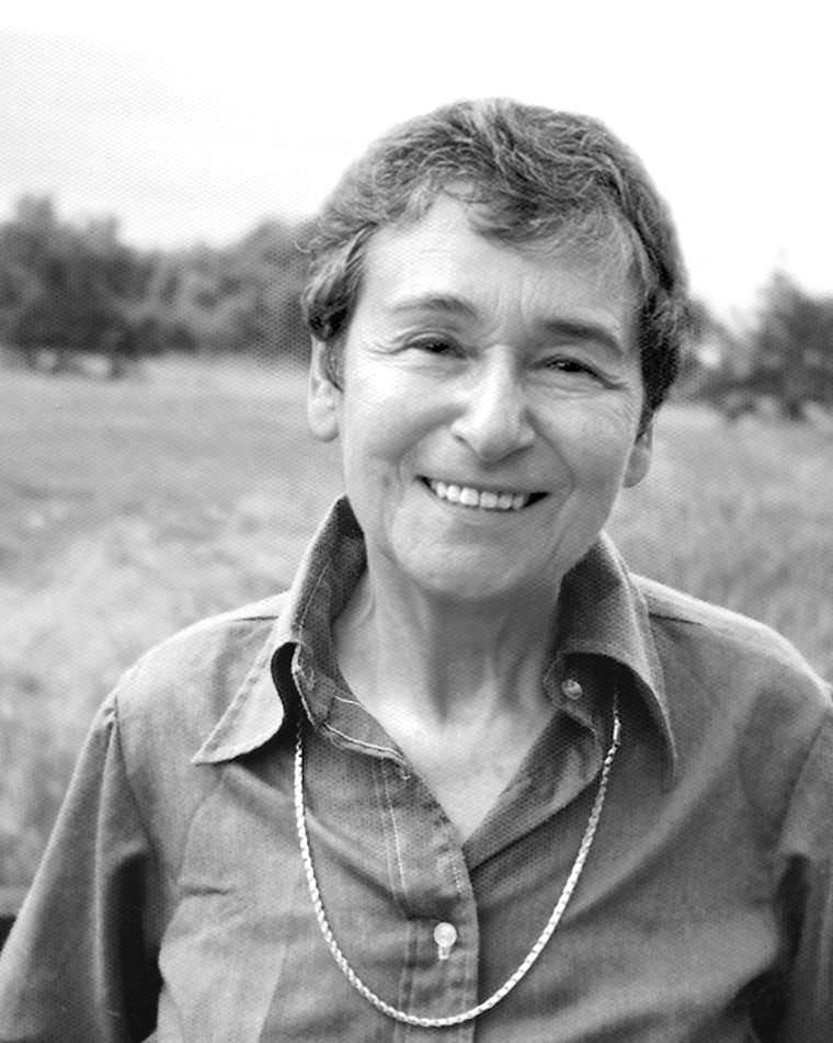 Psicóloga Laura Perls: una de las fundadoras de la terapia Gestalt, que llegaría a ser aplicada al síndrome de Asperger.