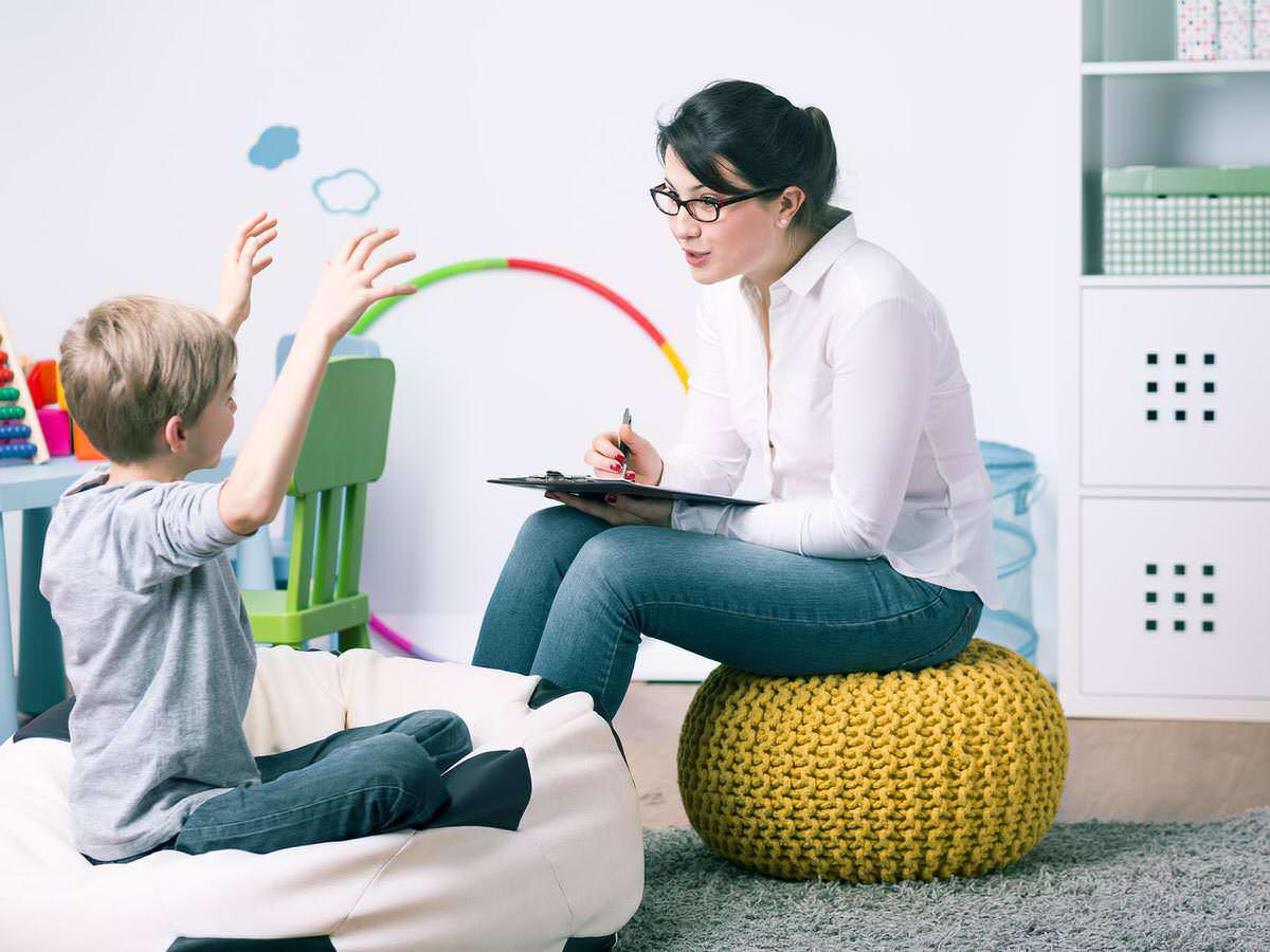 Psicólogos para niños