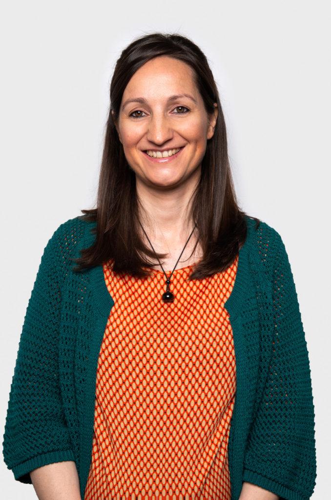 Marta Jaramillo: psicóloga en Madrid
