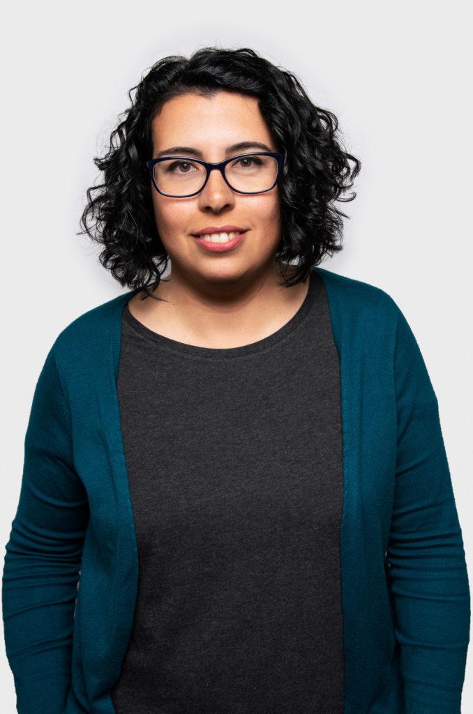 Noelia Romero: psicóloga en Madrid