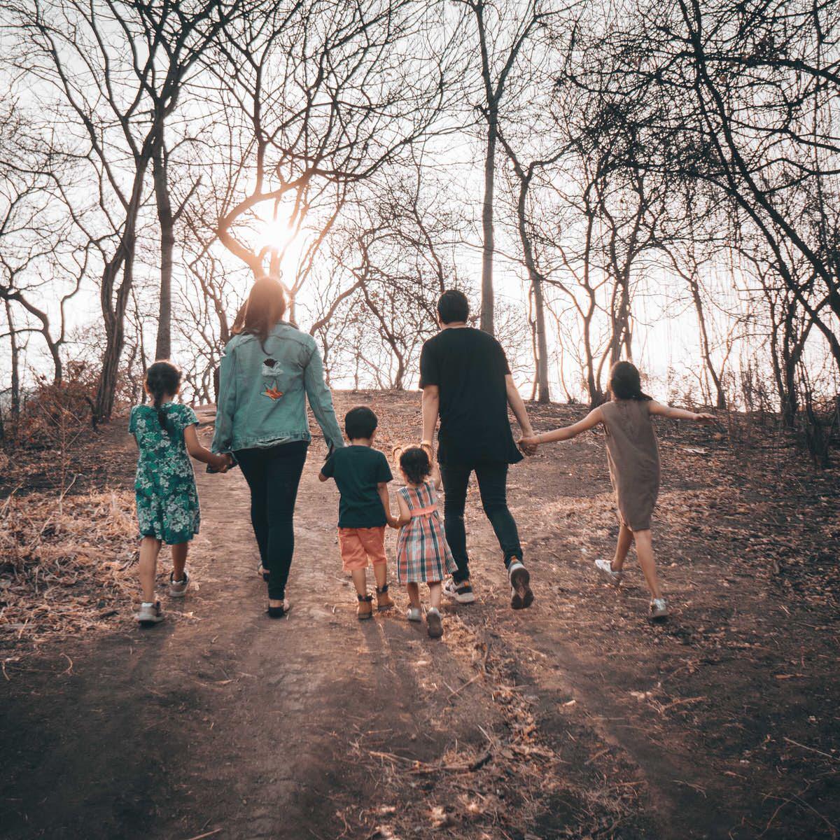 Formar una familia con síndrome de Asperger.