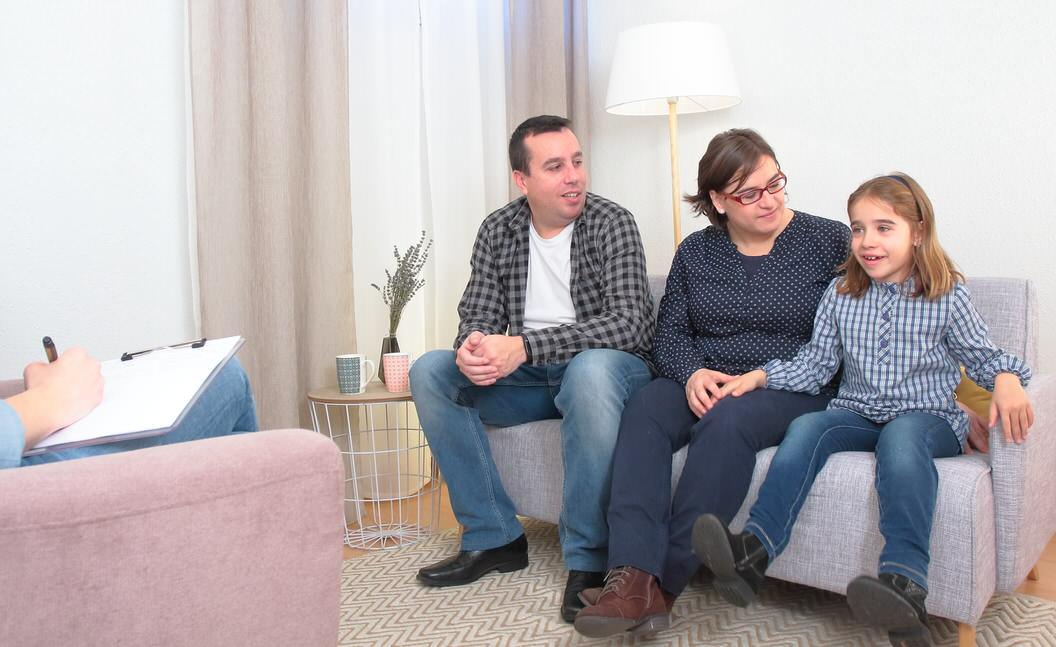 Psicólogos de terapia de familia en Madrid.