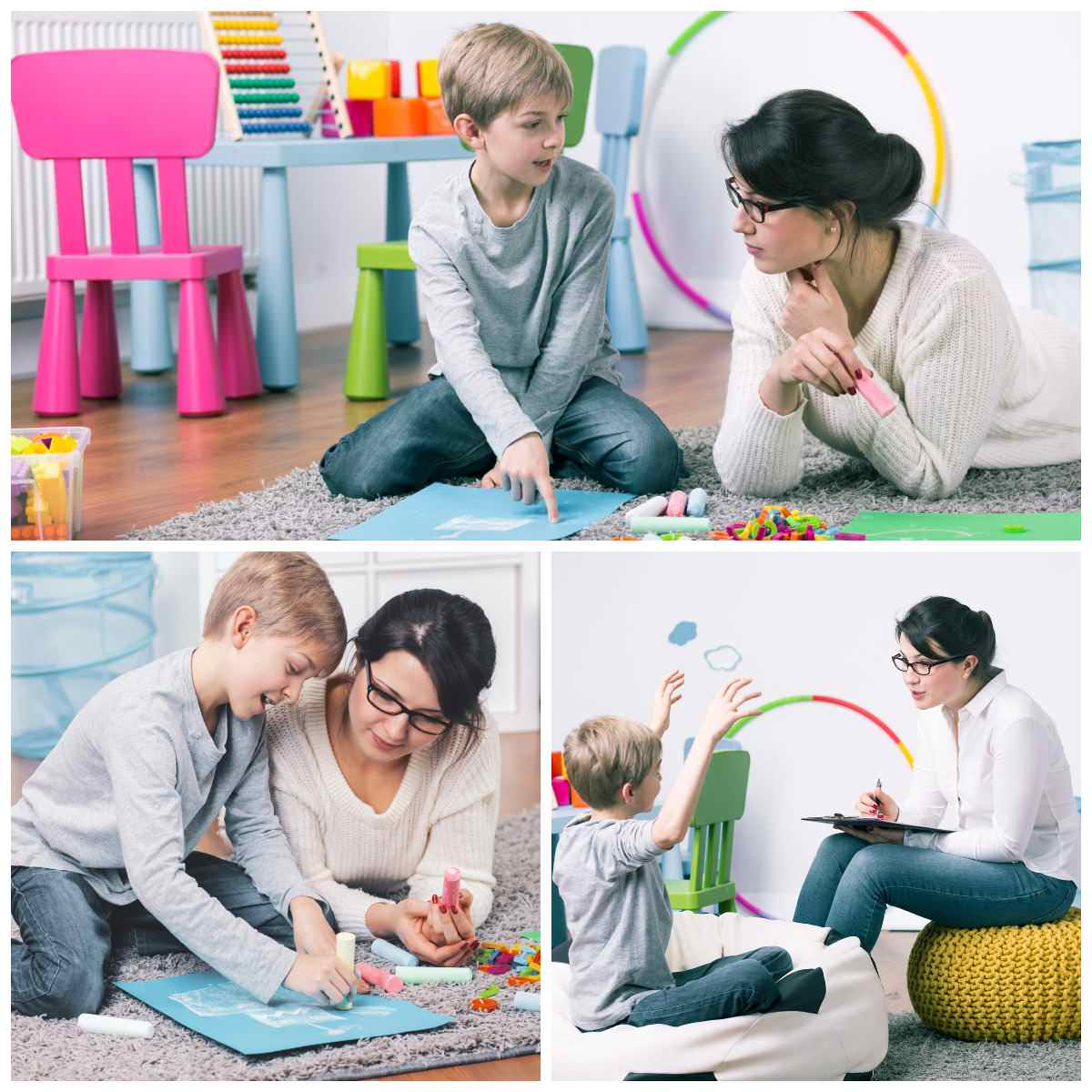 Psicólogo infantil en Madrid.