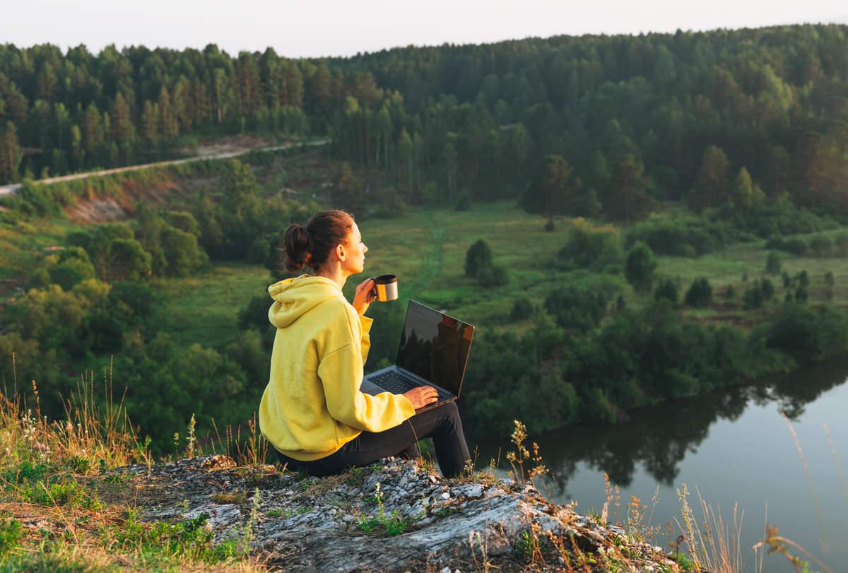 En vacaciones podrás seguir con tu terapia online.